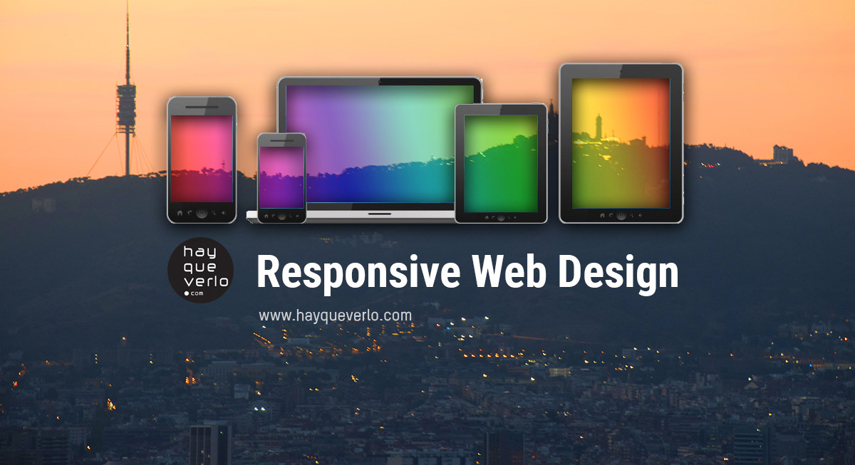 Adaptative Web Design - Hayqueverlo